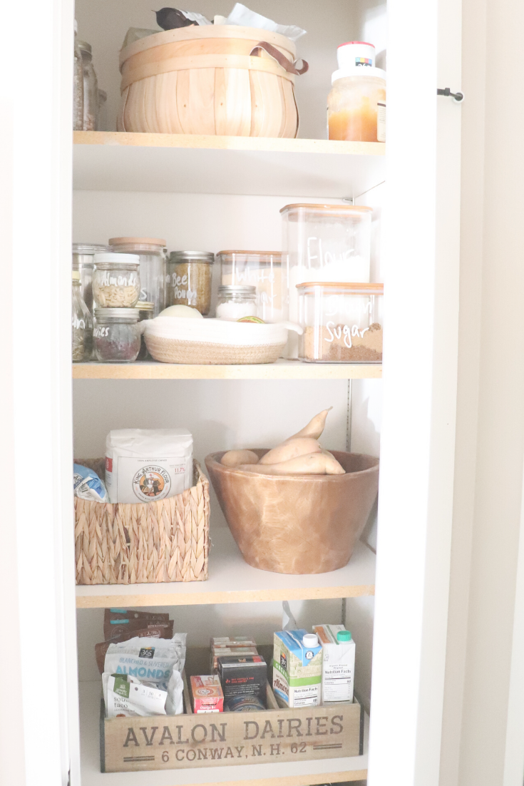 2-Kitchen-pantry-organization-farmhouse-kitchen-how-to-store-food-storage-dry-food-storage-how-to-have-clean-kitchen-pantries