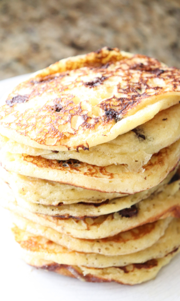 How to make extra-sour buttermilk pancakes
