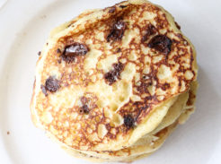 SOURDOUGH BUTTERMILK PANCAKES EXTRA SOUR