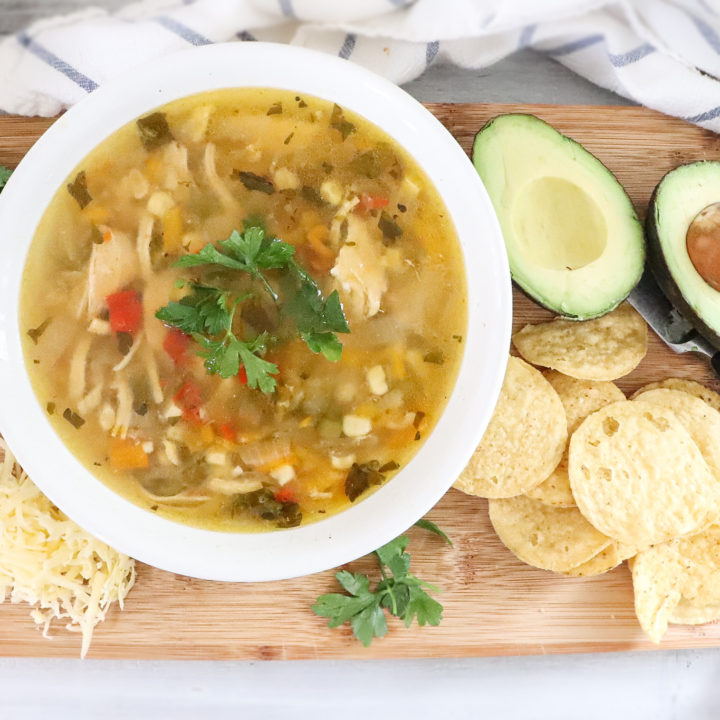 Chicken tortilla soup summer soup ideas healthy recipes lunch ideas instant pot recipes