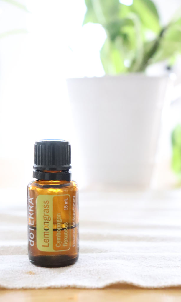 healthy living with essential oils