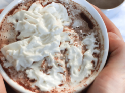 homemade hot chocolate gingerbread hot cocoa recipe health hot chocolate