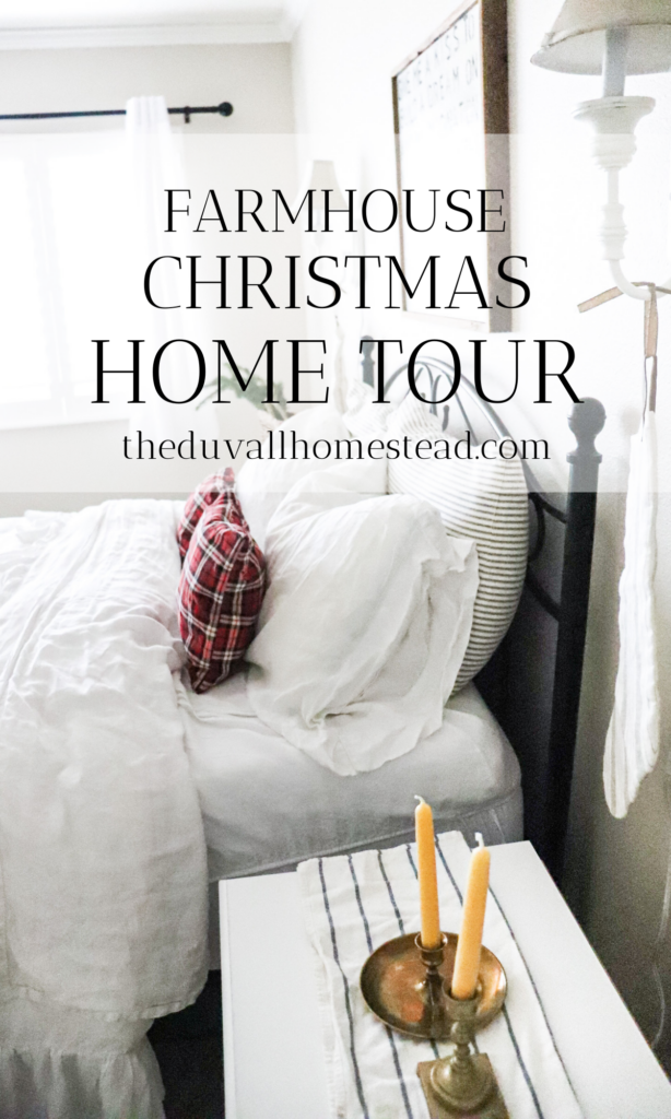 Join me for an old world farmhouse Christmas home tour with some handheld candles and hand sewn pillow cases.   #oldworldfarmhouse #christmasdecor #farmhousechristmas #oldworlddecor #scandinavian #nordic #christmas #homedecor #vintage #antique #thrifted #farmhousedecor #christmasdecoratingideas #diy #tablescape
