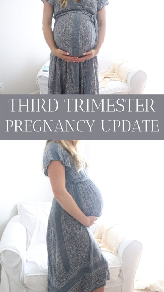 Thoughts from the Heart about Pregnancy and Birth + a Third Trimester Recap!  #pregnancy #naturalbirth #chilbirth #thirdtrimester #healthypregnancy #pregnancyfood #pregnancysnacks #birth #naturalbirthtips #booksforpregnancy #booksforbirth #farmhouseliving #farmhouse #naturalbaby #firsttimemom #naturalmom
