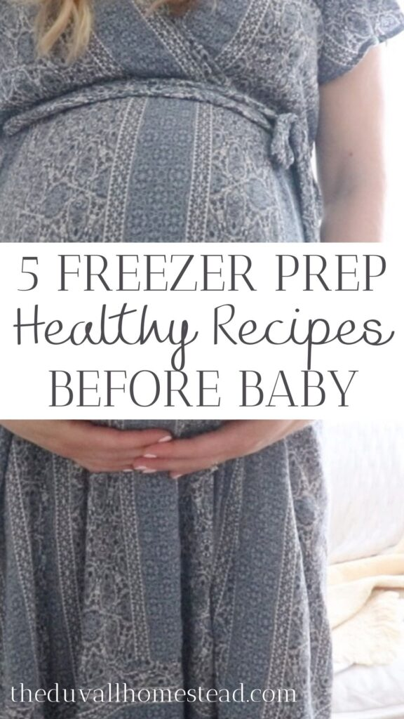 Make your postpartum a breeze with these 5 nourishing and delicious make-ahead freezer prep meals. After giving birth there is nothing more satisfying than a good home cooked meal, and even better when you just pull it out of the freezer and reheat it.   #freezerrecipes #mealprep #mealpreprecipes #freezermealideas #freezermealprep #homebirth #recipes #healthy #hearty #soups #mealsthatfreeze #delicious #foodie #birthfood #birth #mealprepbeforebaby #postpartum #postpartumrecipes
