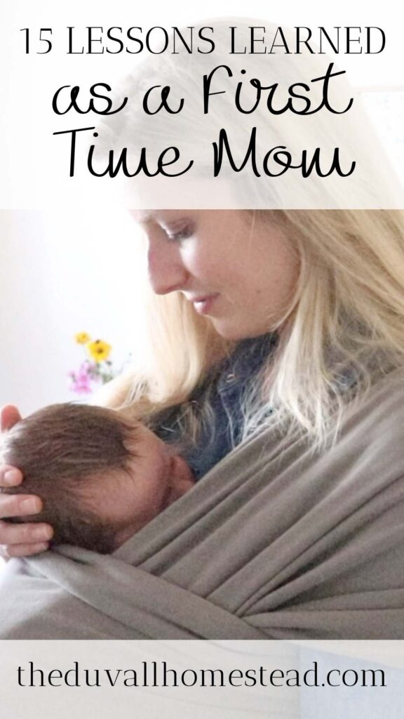 In this post I'm sharing the top 15 lessons I've leaned as a first time mom and a two month baby and postpartum update.  baby update postpartum recovery new mom tips for new moms newborn care natural baby tips lessons learned from a first time mom