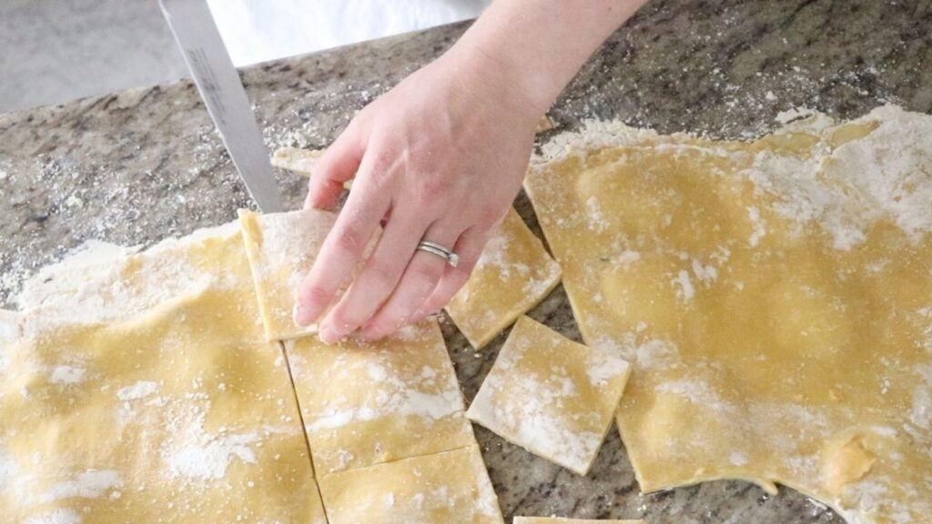 How to make ravioli without a pasta maker - easy step by step tutorial